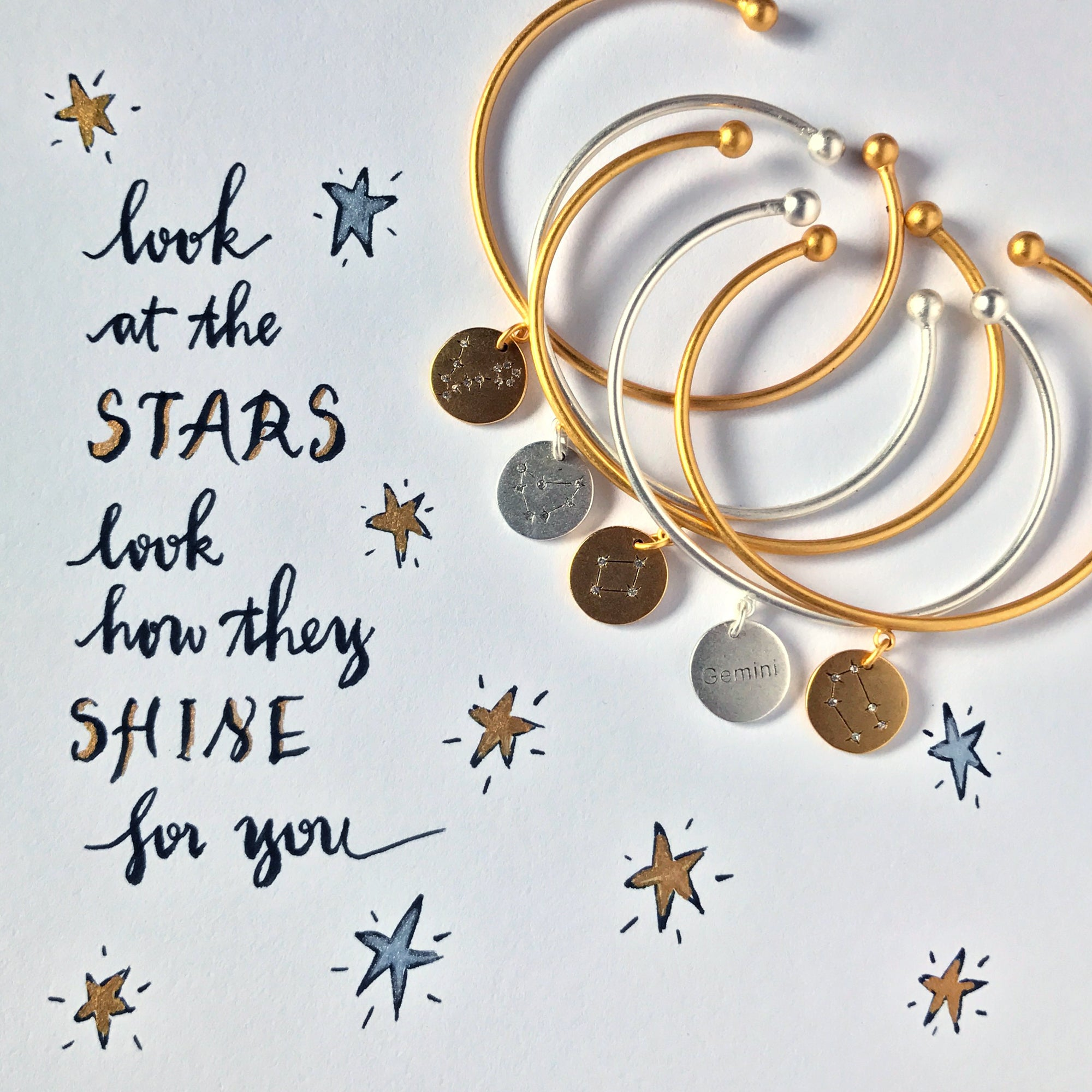 #SequinSayings - Look at the Stars...