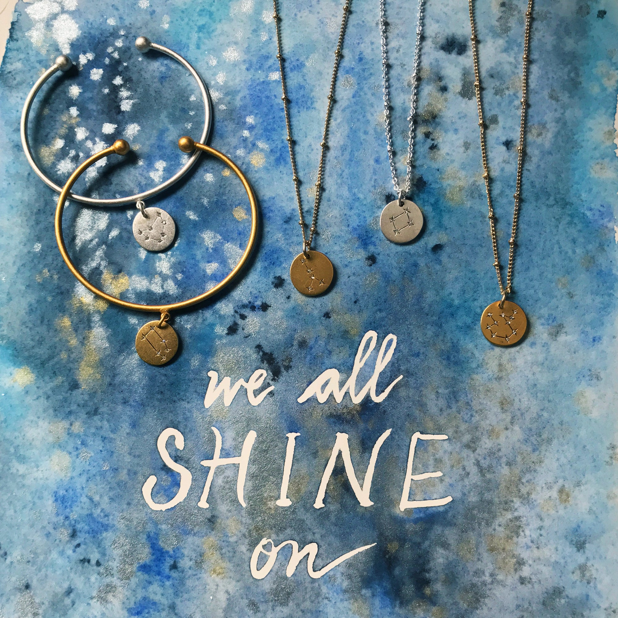 #SequinSayings - We All Shine On...