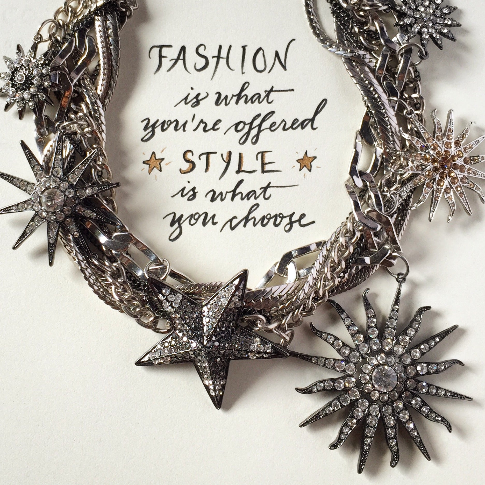 #SequinSayings - Fashion Vs. Style