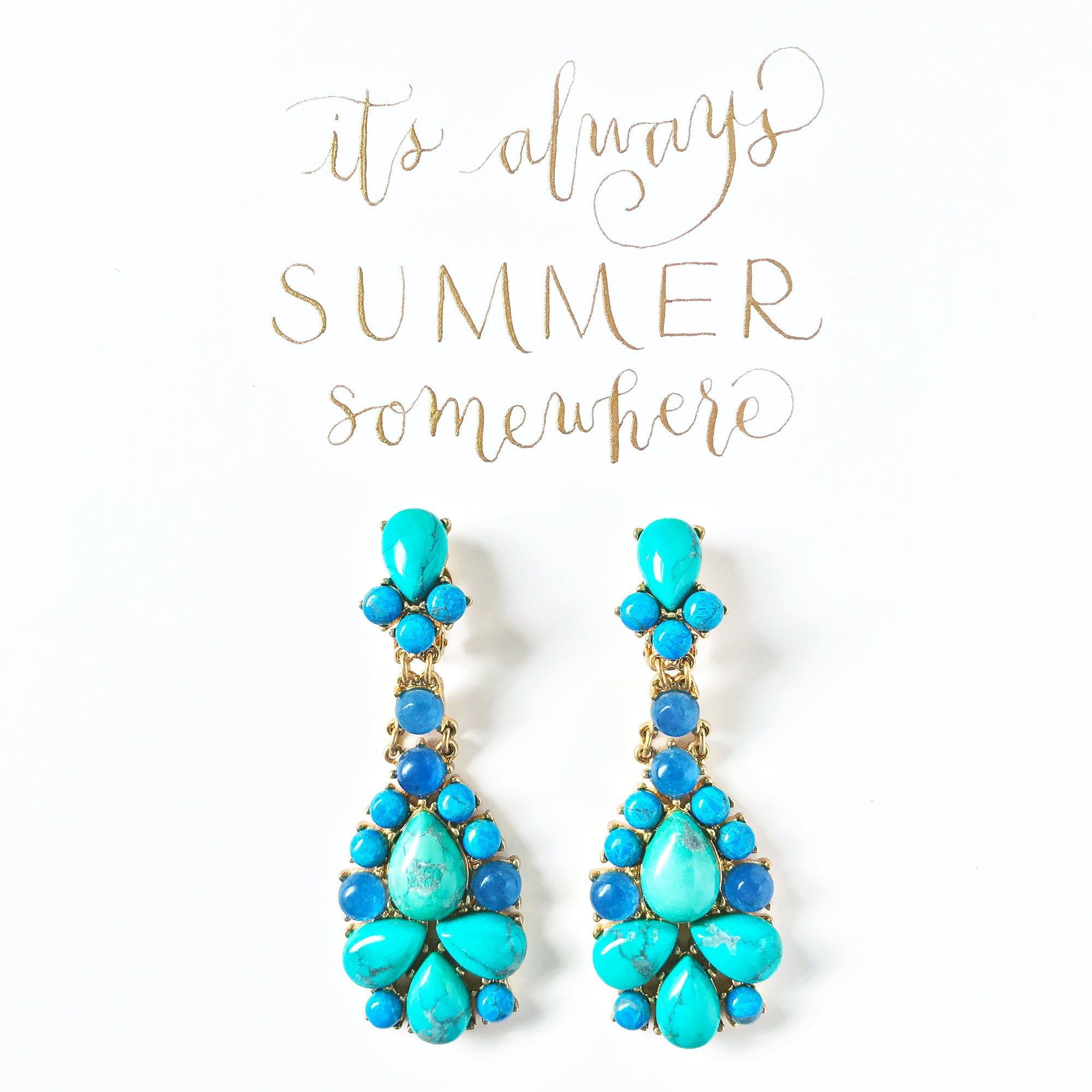#SequinSayings - It's Always Summer Somewhere...