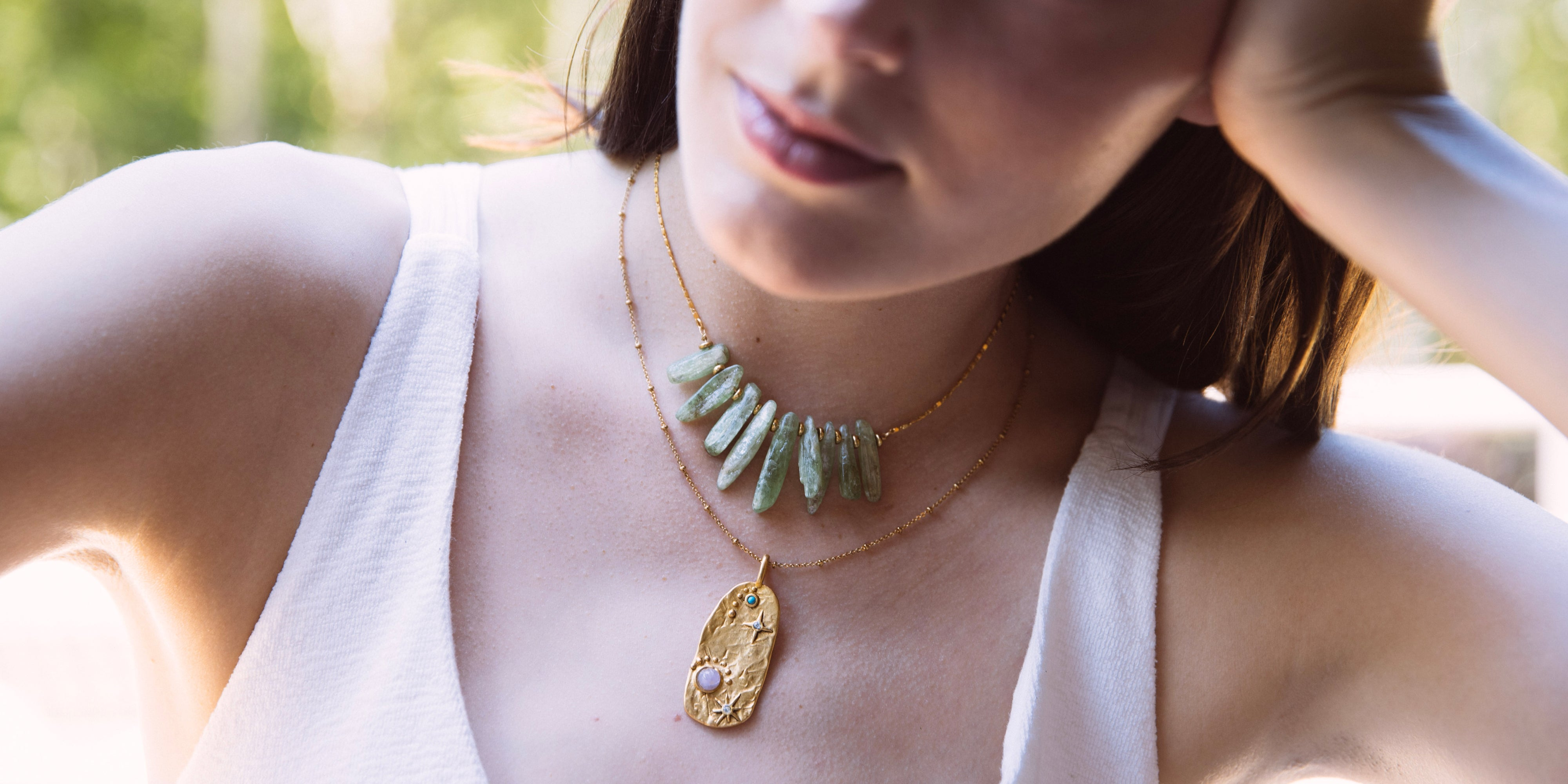 Cosmic Bliss Collection by Sequin Jewelry