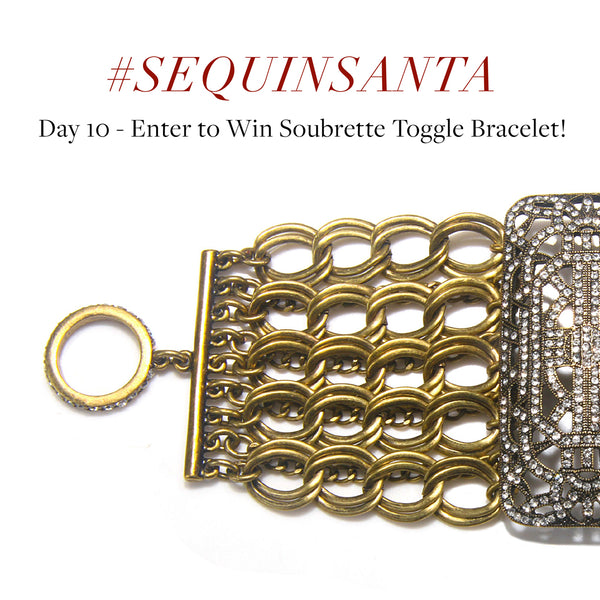 #SequinSanta Day 10 - Instagram Contest