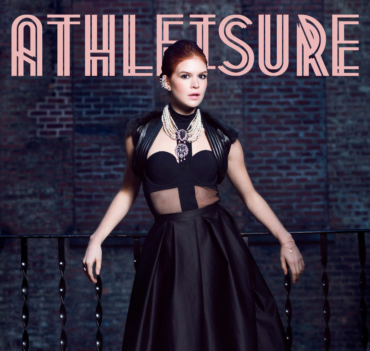 Athleisure Mag - February 2016