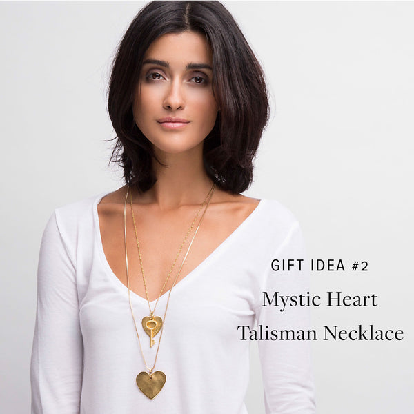 Heart Mystic Talisman Necklace