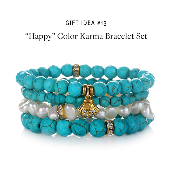 "#SequinGifts Idea 13 - ""Happy"" Color Karma"