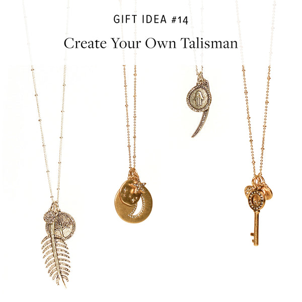 #SequinGifts Idea 14 - Create Your Own Talisman