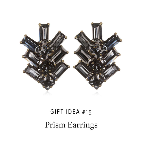 #SequinGifts Idea 15 - Prism Earrings