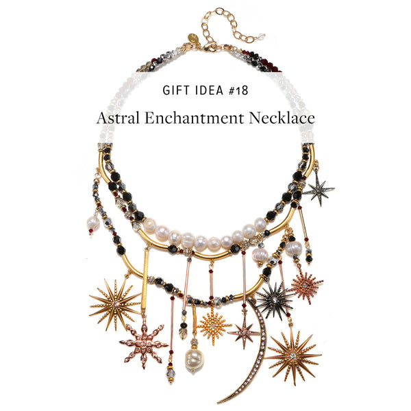 #SequinGifts Idea 18 - Astral Enchantment Necklace