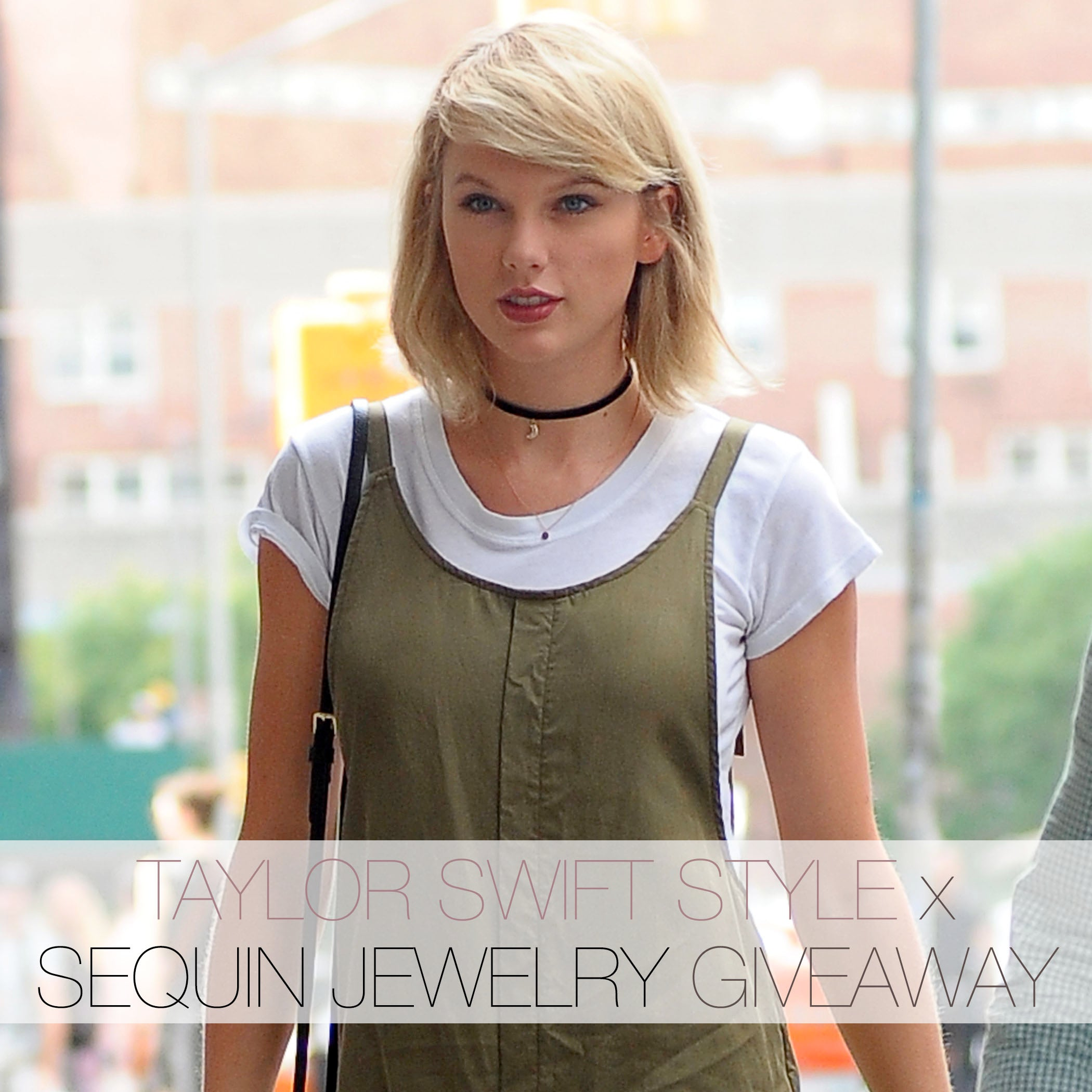 Sequin X Taylor Swift Style Giveaway