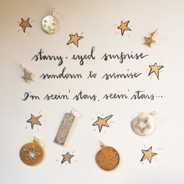 #SequinSayings - Starry-Eyed Surprise