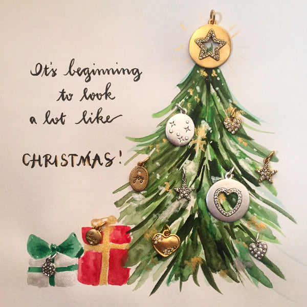 #SequinSayings - It's Beginning to Look a Lot Like Christmas!