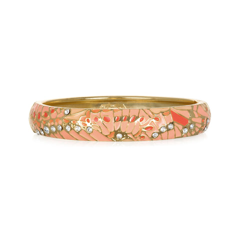 Mariposa Coral Medium Bangle Bracelet