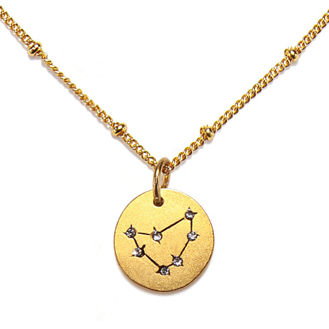Capricorn Stellina Necklace