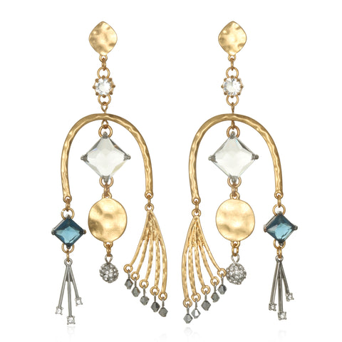 Arabesque Chandelier Earrings