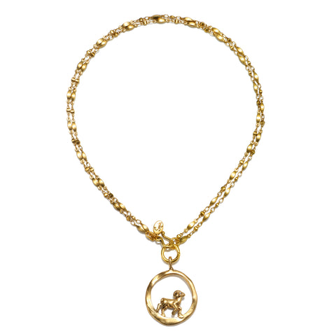 Aries Interstellar Star Maps Necklace