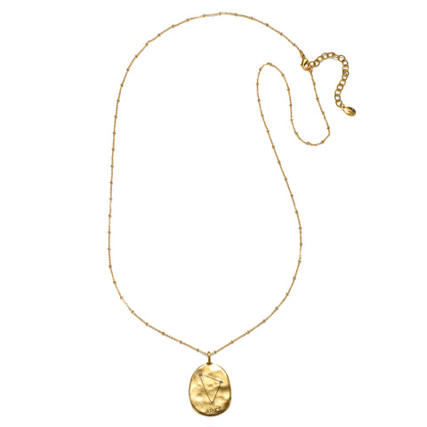 Aries Stargazer Necklace