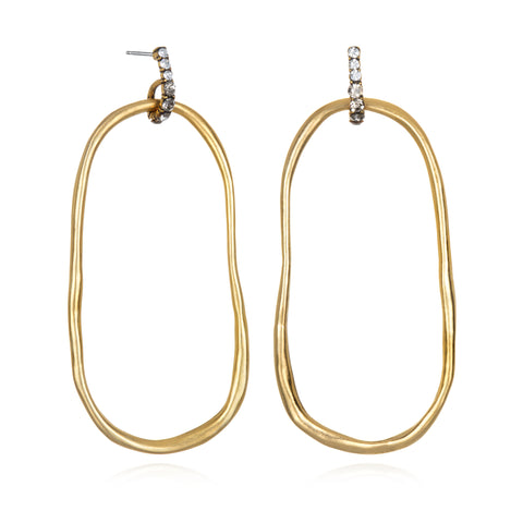 Aura Drop Earrings