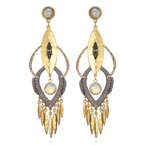 Bimini Chandelier Earrings