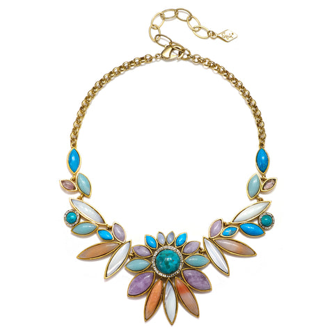 Biscayne Statement Necklace