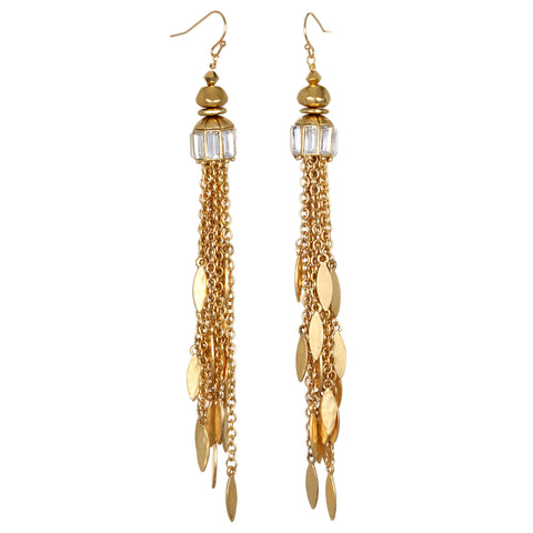 Bondi Tassel Drop Earrings