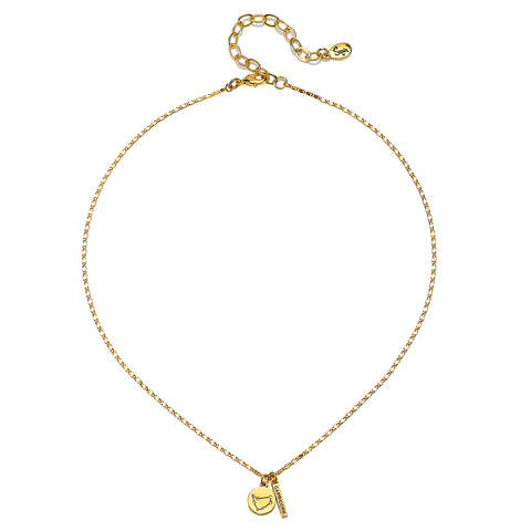 Capricorn Baby Stellina Necklace