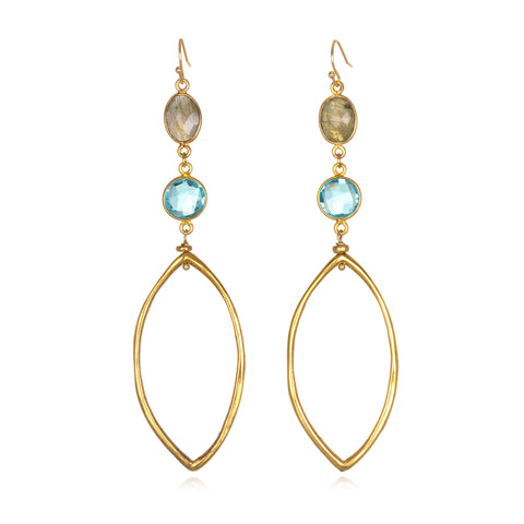 Corfu Drop Earrings