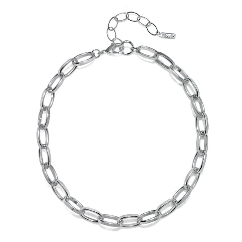 Elodie Chain Choker Necklace