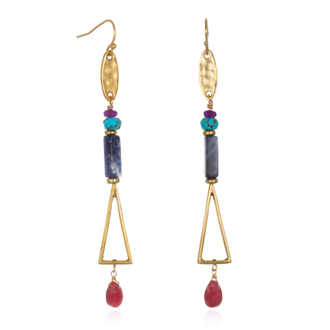 Esoteric Drop Earrings