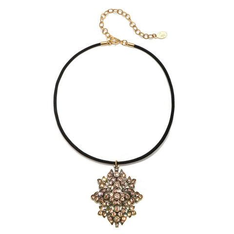 Filigree Choker Necklace