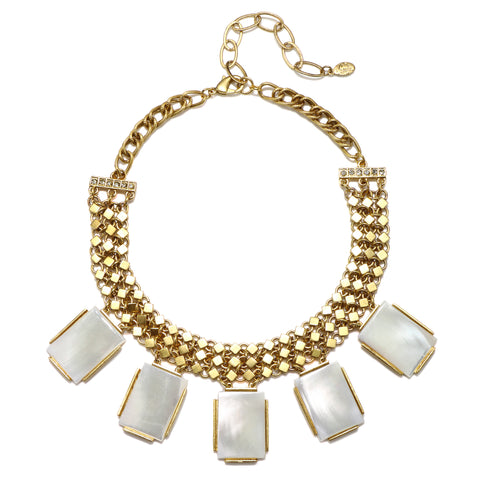 Gilded Age Choker Necklace