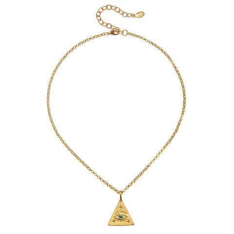 Illuminati Talisman Necklace