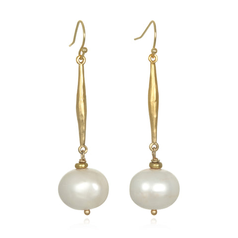 Isobel Pearl Drop Earrings