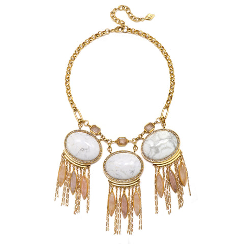 Key Largo Statement Necklace