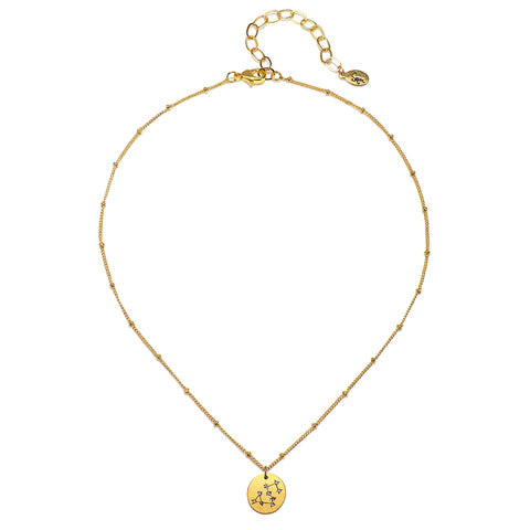 Leo Stellina Necklace