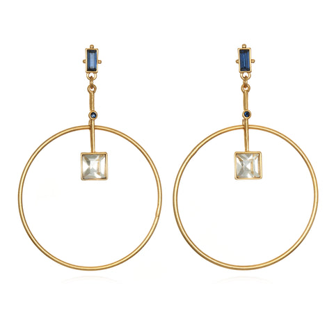 Lafayette Statement Earrings