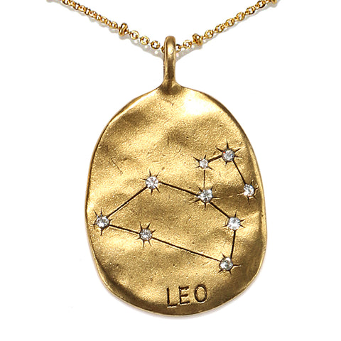 Leo Stargazer Necklace