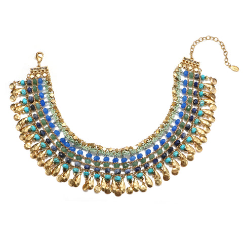 Martinique Statement Choker Necklace