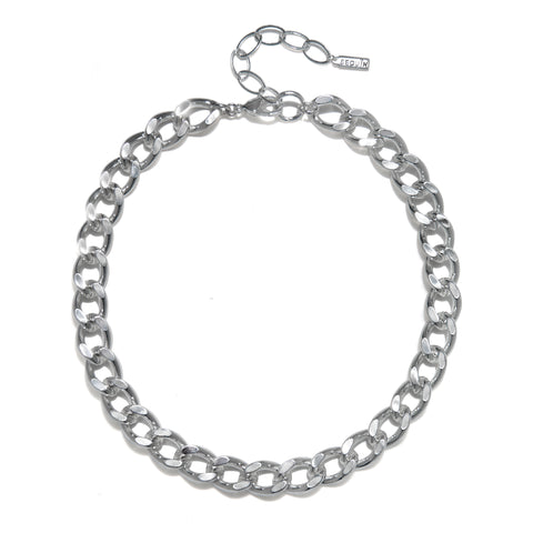 Miami Link Choker Necklace