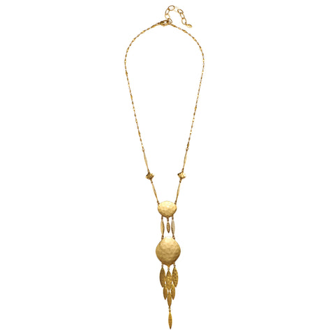 Montego Statement Pendant Necklace