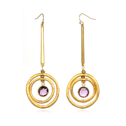 Mykonos Drop Earrings
