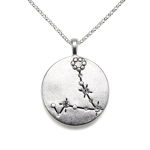 Pisces Celestial Necklace