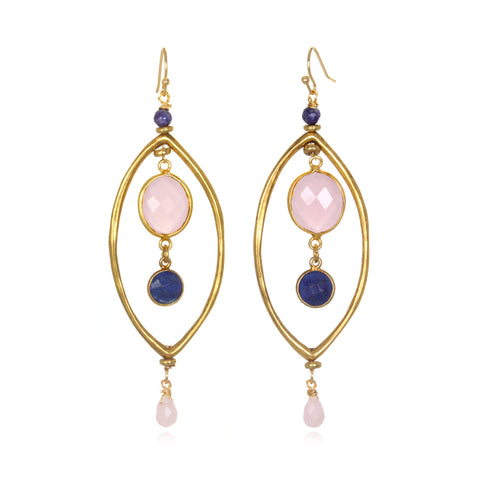Santorini Drop Earrings