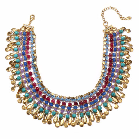 St. Barths Statement Choker Necklace