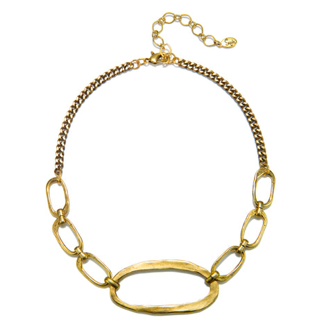 Stockholm Statement Choker Necklace