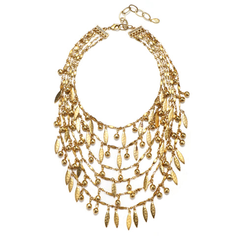 Trinidad Statement Choker Necklace