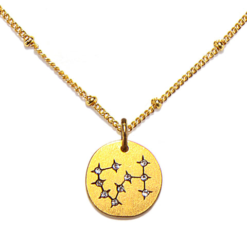 Scorpio Stellina Necklace