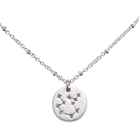 Aquarius Stellina Necklace