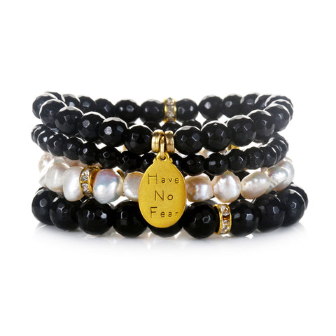 """Confident"" Color Karma Bracelet Set"