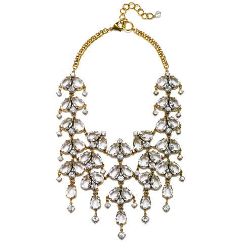 Chandelier Statement Necklace
