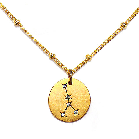 Cancer Stellina Necklace